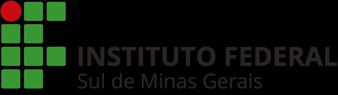 Logotipo do IFSULDEMINAS em aplicações horizontais 2