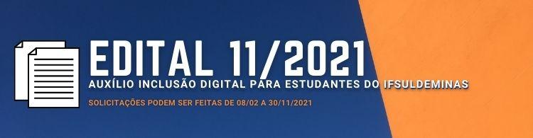 Edital de apoio à participação em competições técnicas e científicas de 2021